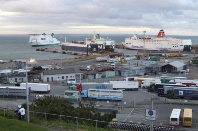 Rosslare livestock capacity reduced after Stena Line changes