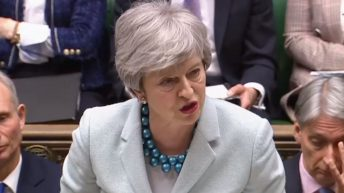 May to step down if withdrawal agreement gets accepted