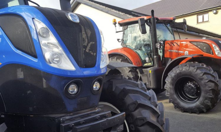 Who is Ireland's New Holland 'Dealer of the Year'?
