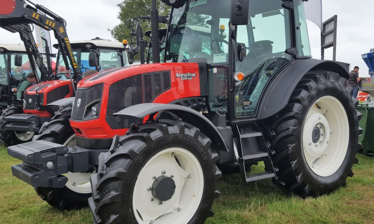 New tractor sales in Ireland are up, but by how much?