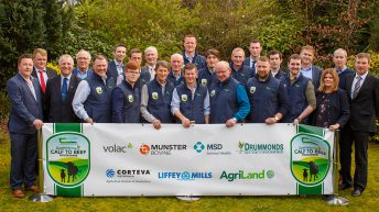 Teagasc Green Acres Calf to Beef Programme launched