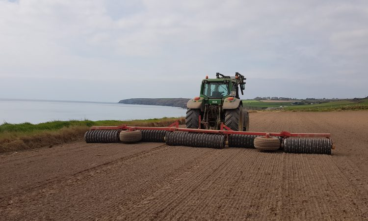 'ArableApril': See what tillage farmers are up to across the country