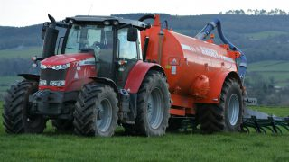 Contractors 'the people keeping the wheels of Irish agriculture moving forward'