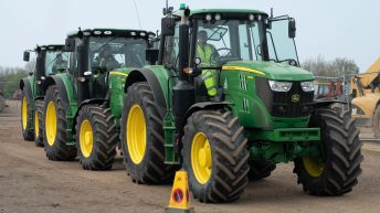 Auction report: John Deere highlights from collective April sale