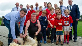 Sheep shearing and wool handling championships 2019 launched in Cashel
