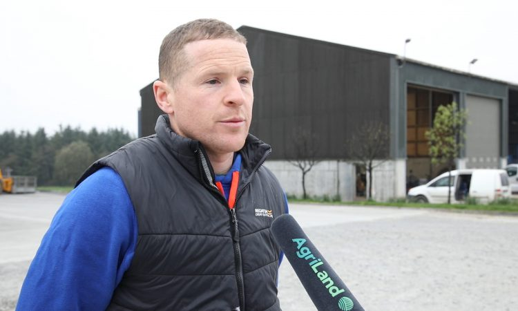 Video: Machinery shed roof 'harvesting power' in Longford