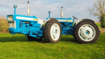 Doe 130 expected to fetch £65,000 at major vintage/classic auction