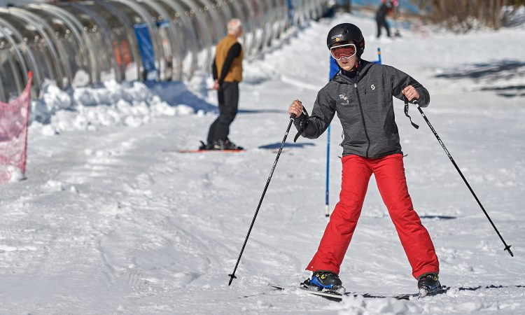 Tullamore farming teen takes part in transplant ski camp