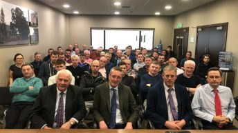 Mounting frustration evident at national pig farmer meeting