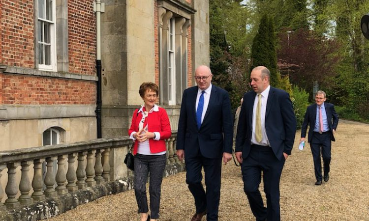 Trade role for Hogan 'vital in context of Brexit threat' – IFA