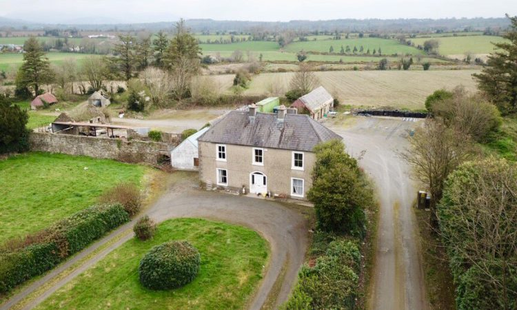 79ac residential farm with 'Clonroche series' soils to go for auction