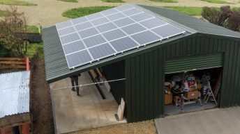 The role of solar PV and energy storage in farming