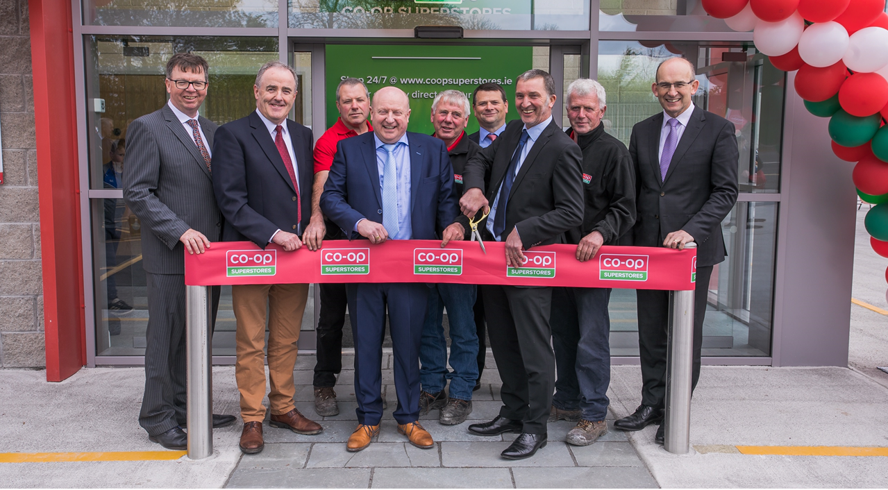 Dairygold opens new 'Co-op Superstores' in Tipperary