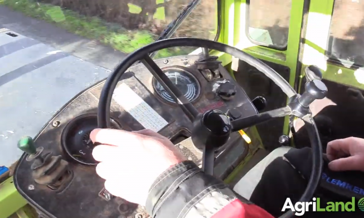 Video: At the wheel of an unusual but cherished classic in Kildare