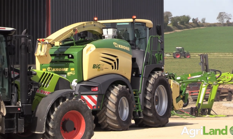 Video: Silage 2019 kicks off in Carlow…in a 'BiG' way