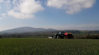 Fertiliser prices: CAN ranging from €270/t to €285/t