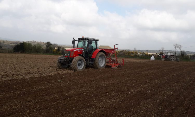 'ArableApril': Cereal sowing wrapping up; winter crops looking well