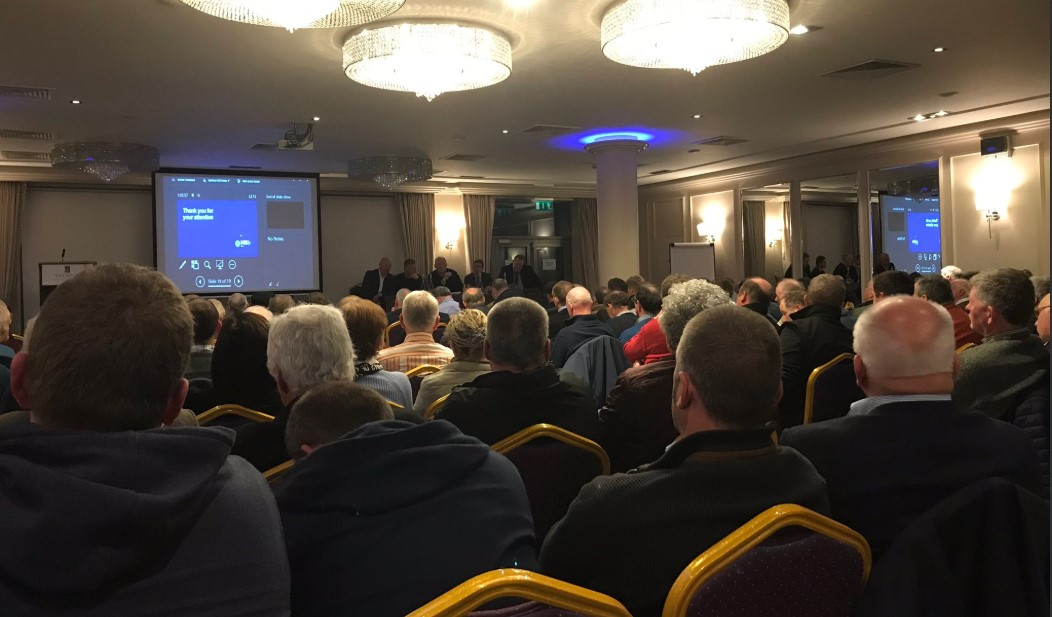 Farmers urged to give their views at CAP meetings this week