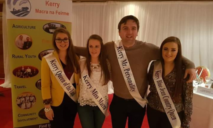 Glory for Kerry in Macra Mr. Personality 2019