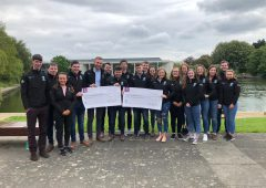 UCD's AgSoc raises 'staggering €65,000' for chosen charities