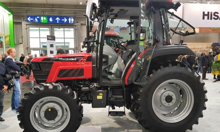 Sprawling manufacturer has now built 3 million tractors