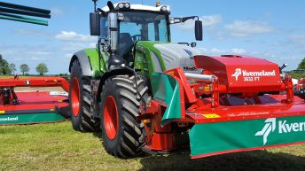 Battery power of today 'not feasible' for bigger tractors – Fendt