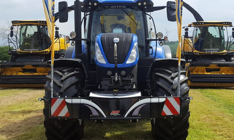 Over 30% of new tractors are over 150hp – FTMTA