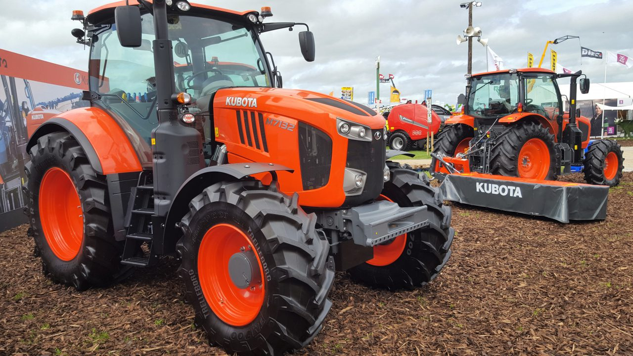 Machinery minded? Fancy an apprenticeship with global giant Kubota?