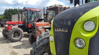 Auction report: Tractors and machinery change hands in Co. Laois