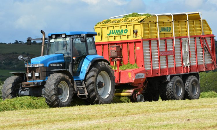 Is €105/ac (plus VAT) on the money for 'wagon silage'?