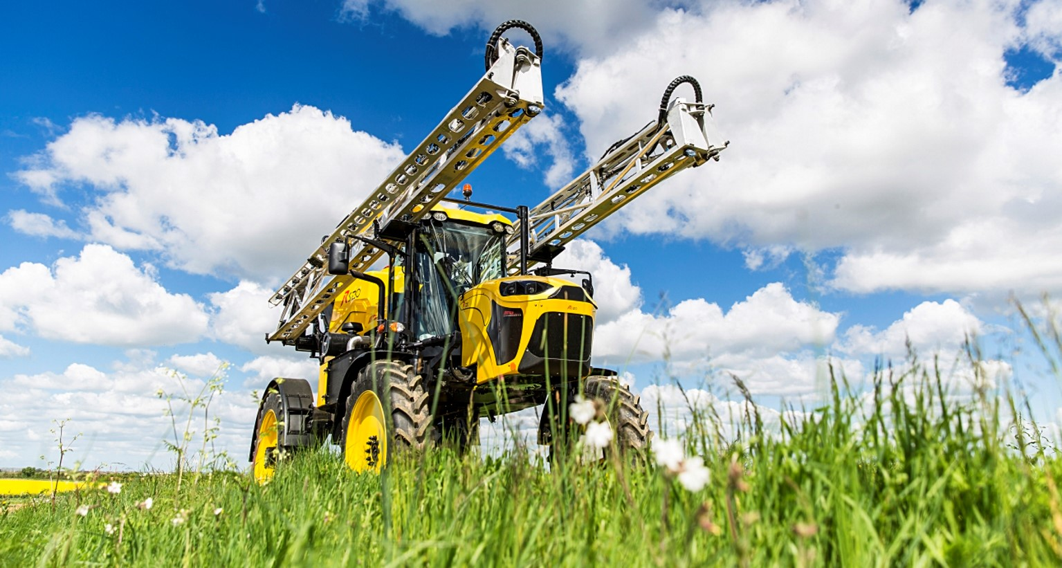 Smaller cousin' sprayer to spread its wings at Cereals 2019