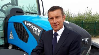 AEA elects new president – from Landini/McCormick parent company