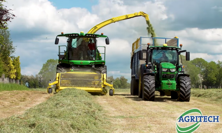 'I wouldn't make silage without it': Silage preservation in Co. Tipperary