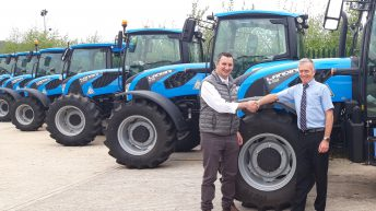 New product manager for Landini and McCormick