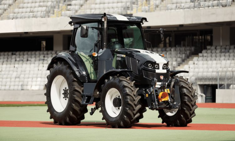 'Special-edition', striking Romanian-built tractor on the way?