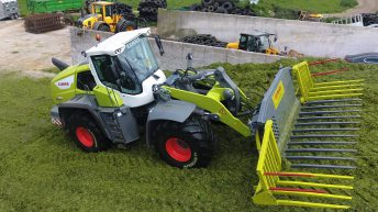 4-cylinder silage giant on 'tour' in Ireland, but will it sell?