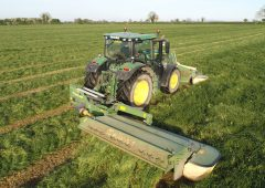 Video: Kildare contractor finds his Krone mowers 'bullet-proof'