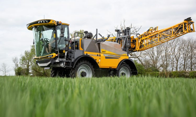 'Smaller cousin' sprayer to spread its wings at Cereals 2019