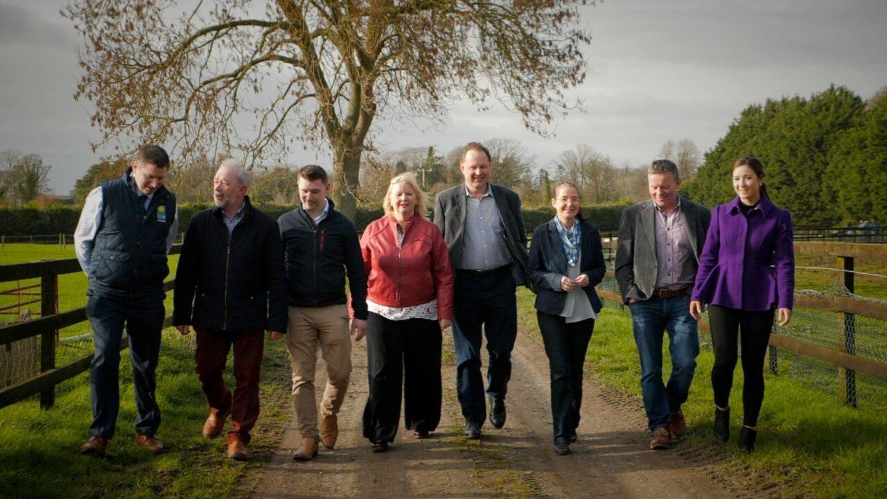 Leading farm families open their gates for Agri Aware day