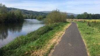 Farmer sees Blueway as 'good for tourism and the area'