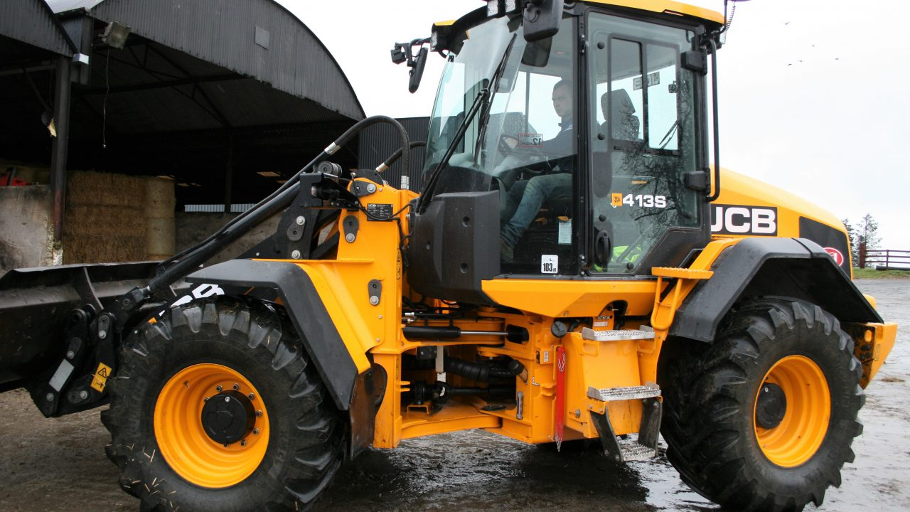 Video: Why 'everything is that bit faster' on this 191-reg JCB