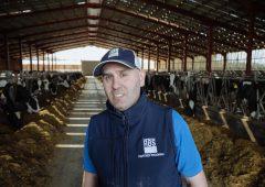 这位奶农如何将牛奶betway客户端产量提高约2升/牛/天