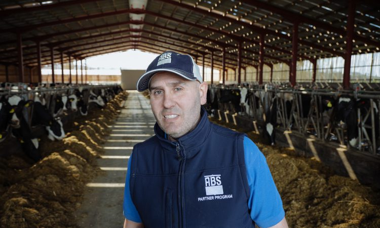How this dairy farmer improved milk production by approximately 2L/cow/day