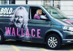 Wallace in battle to reach finish line in Ireland South Constituency