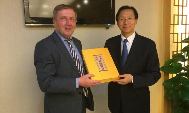 Sheepmeat access bid receives boost following Chinese talks