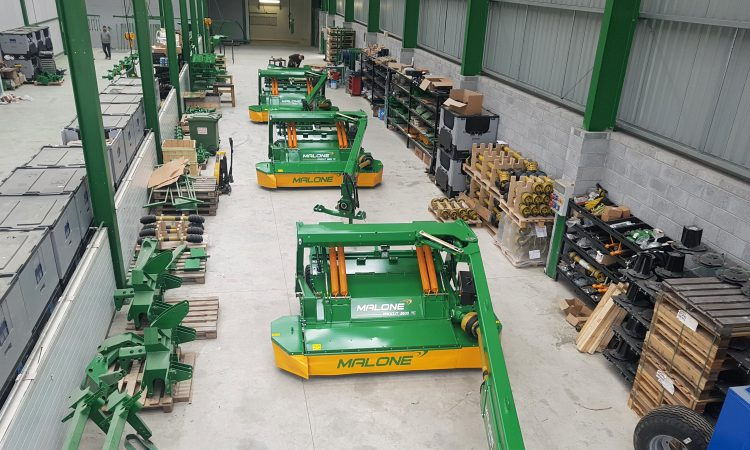 Latest Malone mowers 'tested for 2 full seasons' before launch