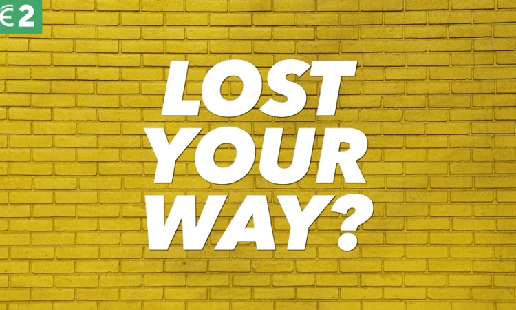 Are you a farmer who has lost your way?