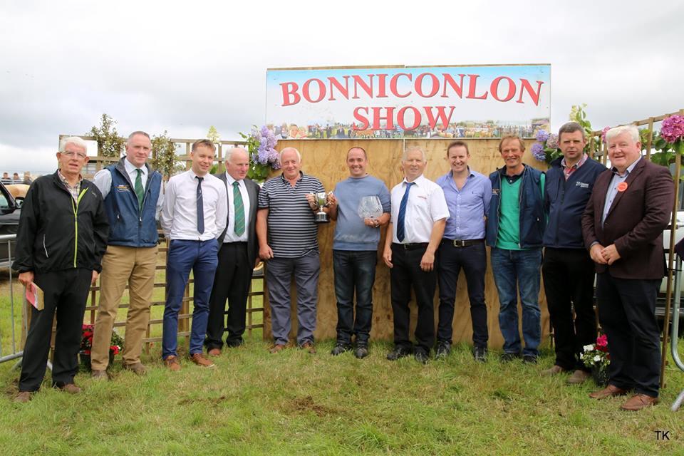 Longford man elected president of Irish Charolais Cattle Society