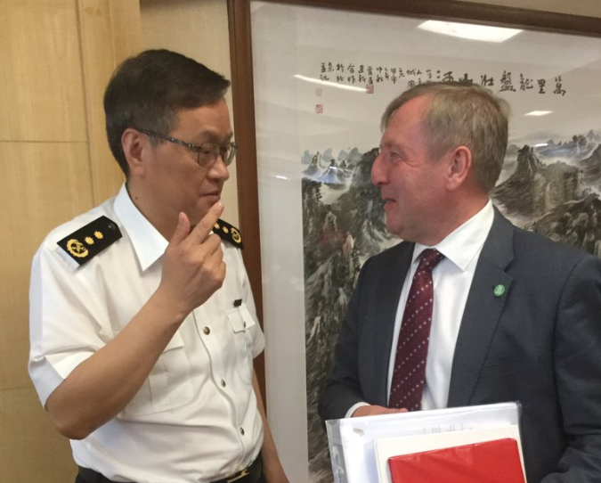 Chinese officials commit to Irish plant inspections in August