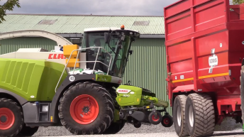 Video: Silage 2019 underway in the shadow of Slievenamon